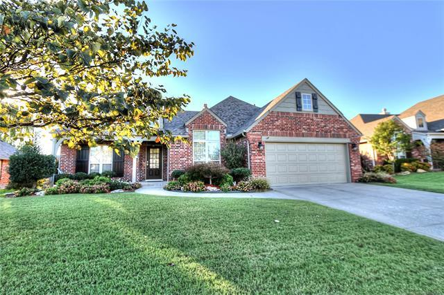 4706 S 174th East Avenue, Tulsa, OK 74134 (MLS #1837596) :: Hopper Group at RE/MAX Results