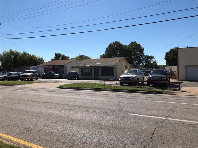 7408 E 11th Street, Tulsa, OK 74112 (MLS #1837620) :: RE/MAX T-town