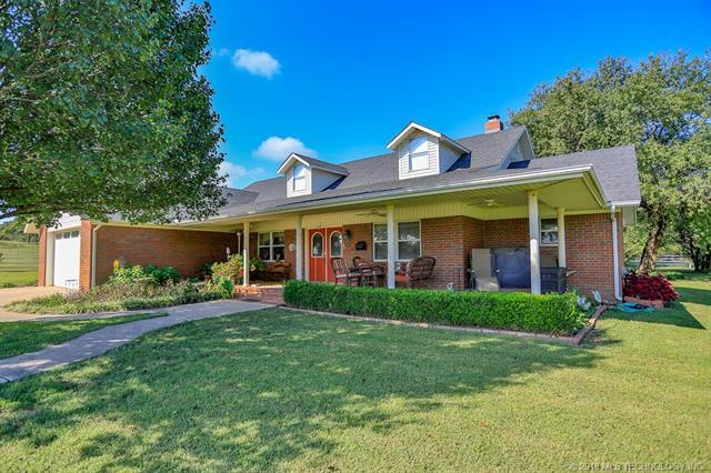 424600 E 1104 Road, Checotah, OK 74426 (MLS #1837698) :: Hopper Group at RE/MAX Results