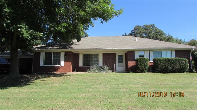 319 Pioneer Road, Sapulpa, OK 74066 (MLS #1837702) :: 918HomeTeam - KW Realty Preferred