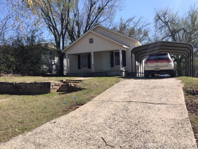 407 N Cleveland Avenue, Sand Springs, OK 74063 (MLS #1837742) :: Hopper Group at RE/MAX Results