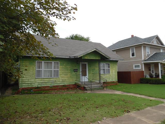 411 E Moses Street, Cushing, OK 74023 (MLS #1837776) :: Hopper Group at RE/MAX Results