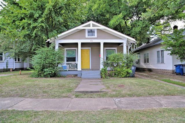 820 S Quincy Avenue, Tulsa, OK 74120 (MLS #1837795) :: Hopper Group at RE/MAX Results