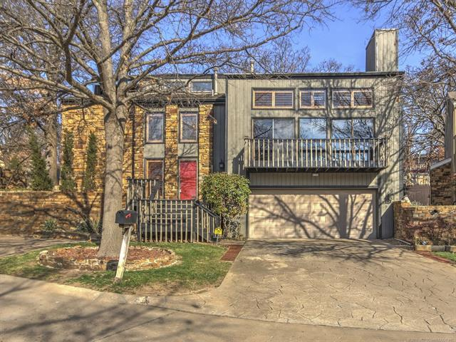 3303 E 68th Street #16, Tulsa, OK 74136 (MLS #1837829) :: Hopper Group at RE/MAX Results