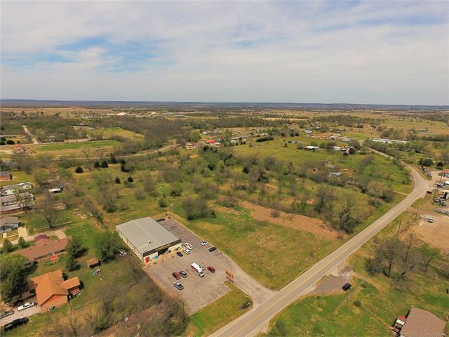 Alt 75 Highway, Beggs, OK 74421 (MLS #1837871) :: Hopper Group at RE/MAX Results