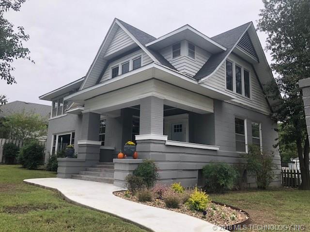 509 E Seneca Avenue, Mcalester, OK 74501 (MLS #1838155) :: Hopper Group at RE/MAX Results