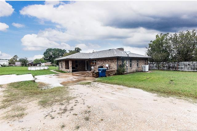 50 S Ranchette Road, Mead, OK 73449 (MLS #1838264) :: Hopper Group at RE/MAX Results