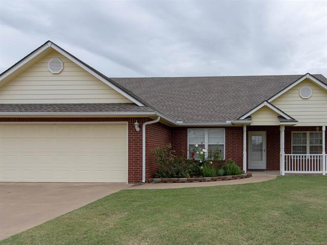508 Cary Place, Muskogee, OK 74403 (MLS #1838271) :: Hopper Group at RE/MAX Results
