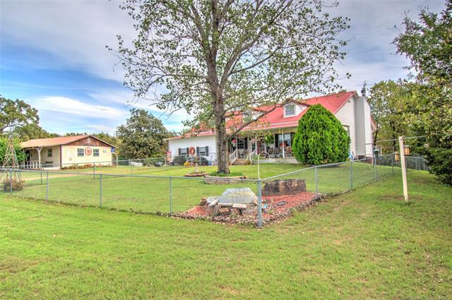 11218 S 130th Street E, Gore, OK 74435 (MLS #1838340) :: Hopper Group at RE/MAX Results