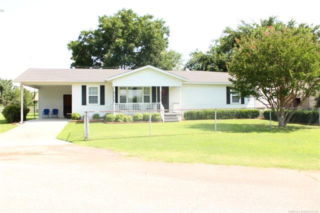1710 Pittman Drive, Eufaula, OK 74432 (MLS #1838346) :: Hopper Group at RE/MAX Results