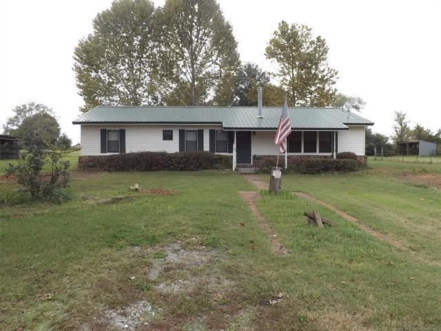 465143 141 Highway, Gans, OK 74936 (MLS #1838385) :: Hopper Group at RE/MAX Results