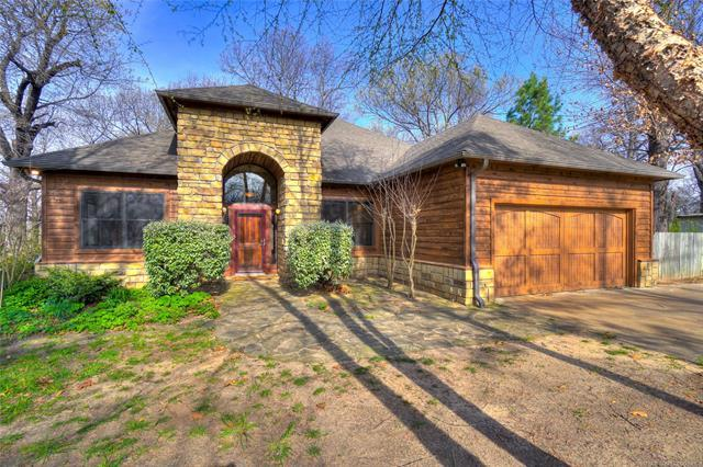 437 N Spinnaker Run, Stigler, OK 74462 (MLS #1838394) :: Hopper Group at RE/MAX Results