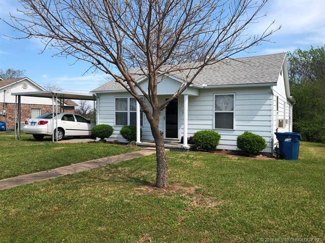 323 Harrison Avenue, Mcalester, OK 74501 (MLS #1838417) :: Hopper Group at RE/MAX Results