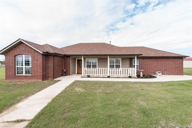 5277 N 224th Street W, Haskell, OK 74436 (MLS #1838430) :: Hopper Group at RE/MAX Results