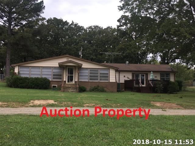 121423 S 4094 Road, Eufaula, OK 74432 (MLS #1838431) :: Hopper Group at RE/MAX Results