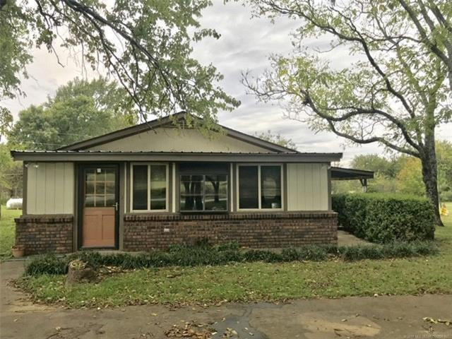 22085 County Road 3500, Roff, OK 74865 (MLS #1838439) :: Hopper Group at RE/MAX Results
