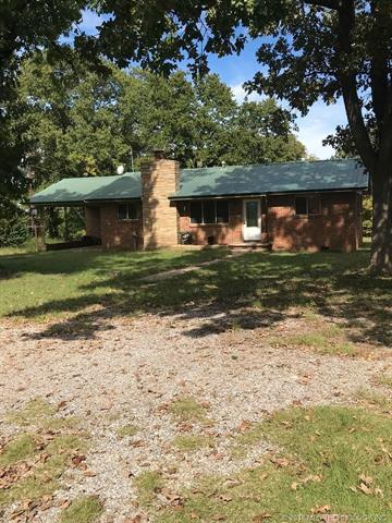 875 E Hwy 3 Highway, Lane, OK 74555 (MLS #1838467) :: Hopper Group at RE/MAX Results