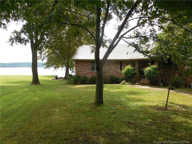 4590 E 480 Road, Pryor, OK 74361 (MLS #1838605) :: Hopper Group at RE/MAX Results