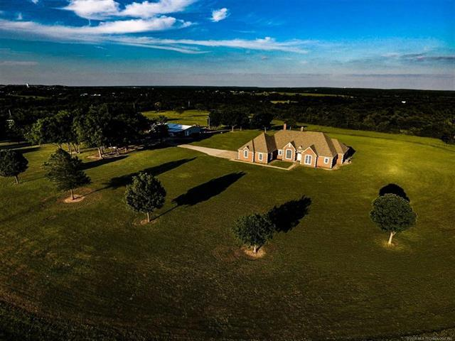 8530 Western Drive, Beggs, OK 74421 (MLS #1838642) :: Hopper Group at RE/MAX Results