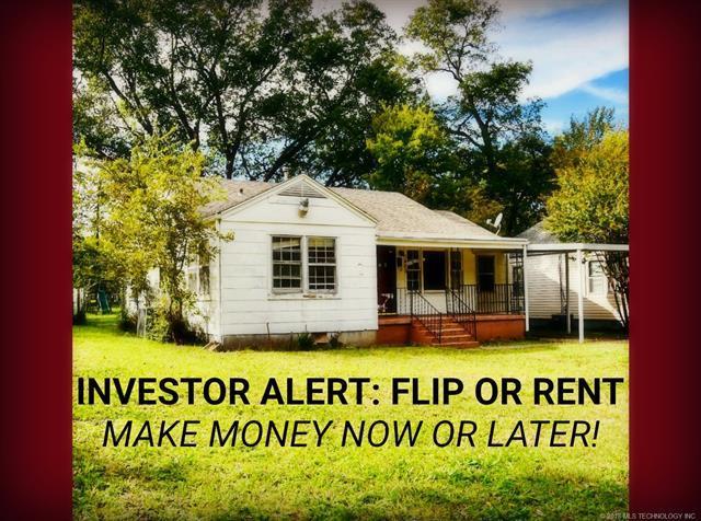 1003 S Cherry Street, Ada, OK 74820 (MLS #1838681) :: 918HomeTeam - KW Realty Preferred