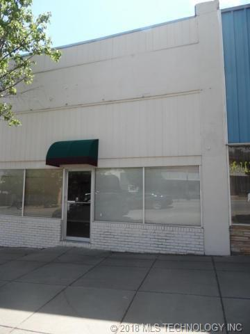 134 E Broadway Street, Drumright, OK 74030 (MLS #1838777) :: Hopper Group at RE/MAX Results