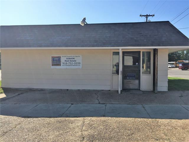 312 S Muskogee Avenue, Okmulgee, OK 74447 (MLS #1839341) :: Hopper Group at RE/MAX Results