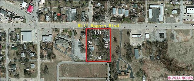 703 E Will Rogers Boulevard, Claremore, OK 74017 (MLS #1839356) :: Hopper Group at RE/MAX Results