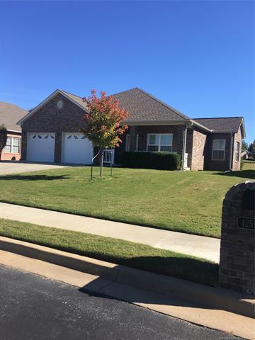 4255 Greentree Way 51-A, Sand Springs, OK 74063 (MLS #1839363) :: American Home Team
