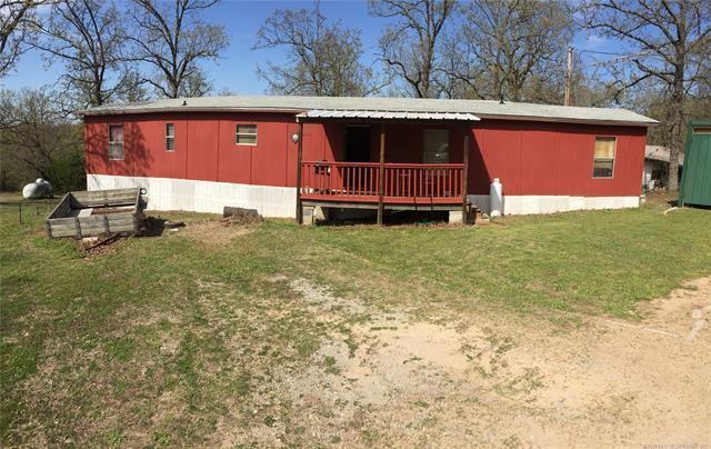 428857 E 1131 Road, Porum, OK 74455 (MLS #1839456) :: Hopper Group at RE/MAX Results