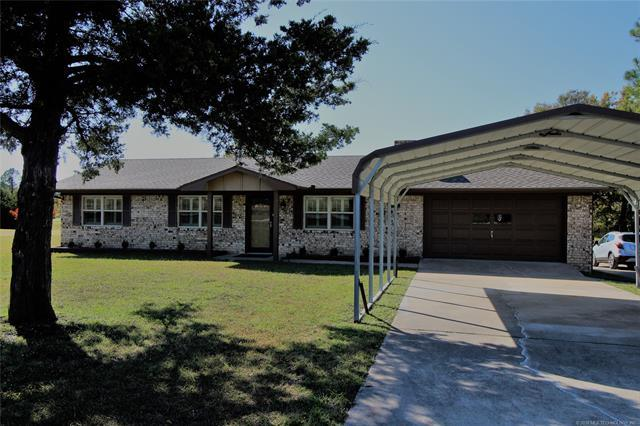 255 Texoma Drive, Mead, OK 73449 (MLS #1839468) :: American Home Team