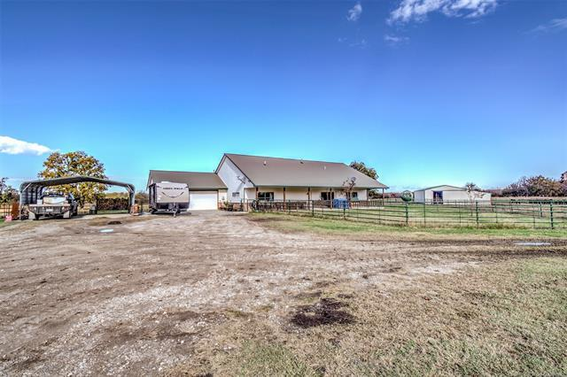 305 Nowata Rt 2 Road, Nowata, OK 74048 (MLS #1839586) :: Hopper Group at RE/MAX Results