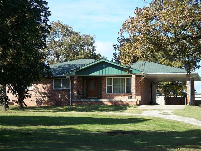 25815 W 27th Street S, Sand Springs, OK 74063 (MLS #1839834) :: American Home Team