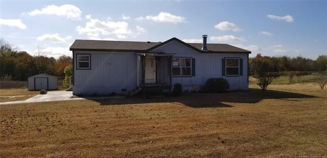 2738 E 116th Street North, Skiatook, OK 74070 (MLS #1841021) :: Hopper Group at RE/MAX Results