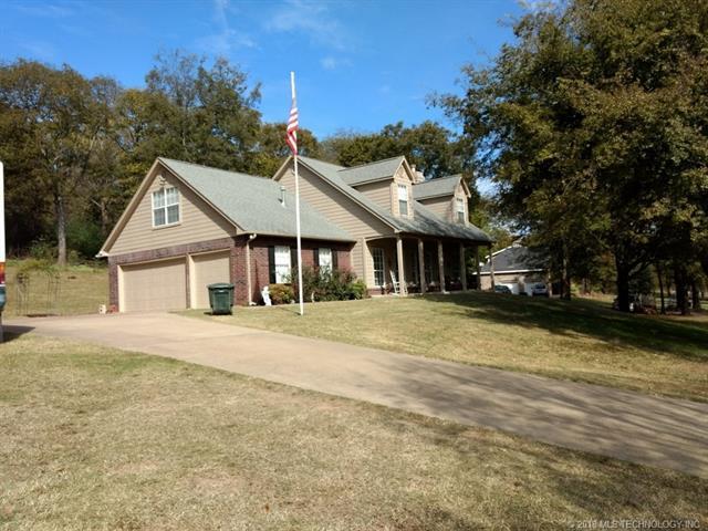 30912 S Oak Drive, Inola, OK 74036 (MLS #1841166) :: American Home Team