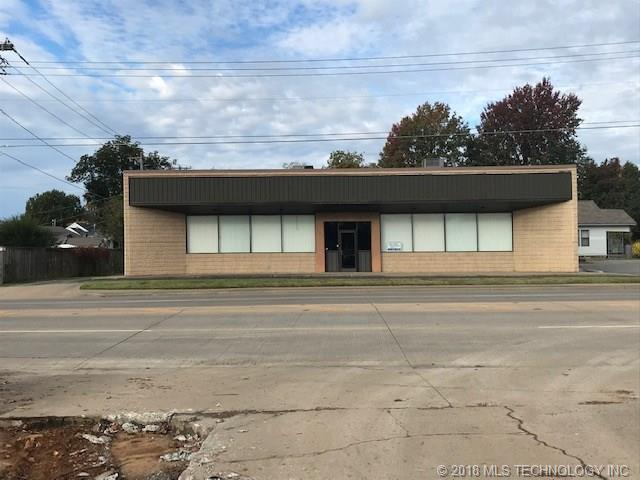 105 N York Street, Muskogee, OK 74403 (MLS #1841242) :: Hopper Group at RE/MAX Results