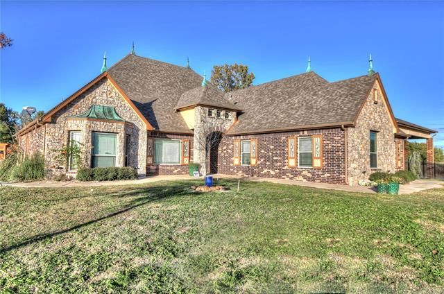 11604 N 171st East Avenue, Collinsville, OK 74021 (MLS #1841847) :: Hopper Group at RE/MAX Results