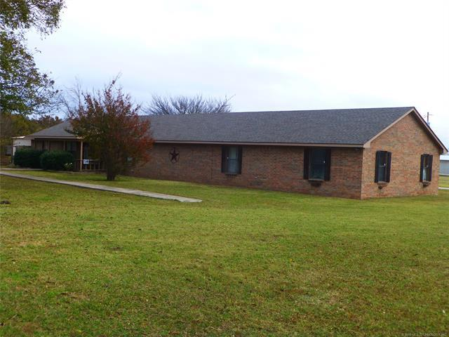 19324 3rd Street, Oakland, OK 73446 (MLS #1841875) :: Hopper Group at RE/MAX Results