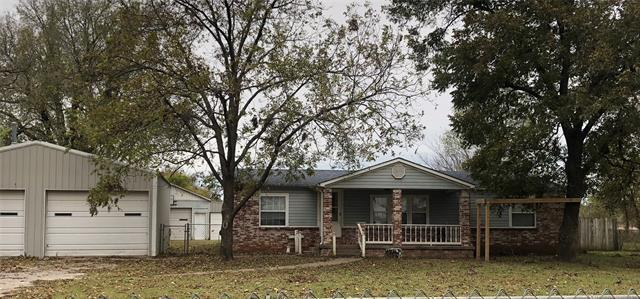 16588 S 209th East Avenue, Coweta, OK 74429 (MLS #1841902) :: American Home Team