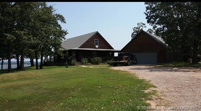 1133 Sherwood Road, Eufaula, OK 74432 (MLS #1841921) :: American Home Team