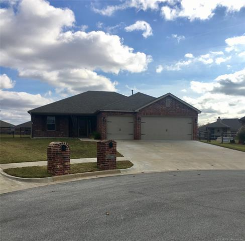26772 E 142nd Place S, Coweta, OK 74429 (MLS #1841930) :: American Home Team