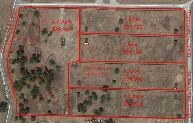 Bridle Creek Lane, Sperry, OK 74073 (MLS #1841986) :: Hopper Group at RE/MAX Results