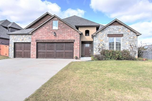 2017 W 109th Place S, Jenks, OK 74037 (MLS #1842131) :: American Home Team