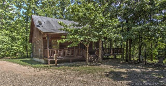 88 Red Fin Lane, Broken Bow, OK 74728 (MLS #1842186) :: Hopper Group at RE/MAX Results