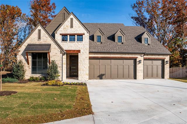 13719 S 28th Street, Jenks, OK 74008 (MLS #1842248) :: American Home Team