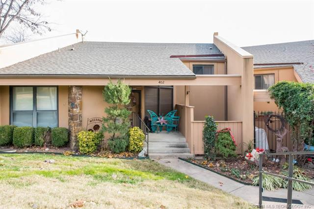 6402 Heritage Boulevard #402, Afton, OK 74331 (MLS #1842260) :: Hopper Group at RE/MAX Results