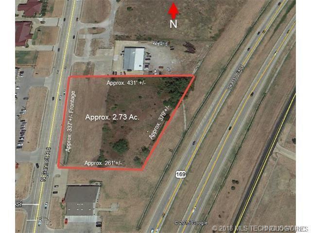N Garnett Road, Owasso, OK 74055 (MLS #1842312) :: American Home Team