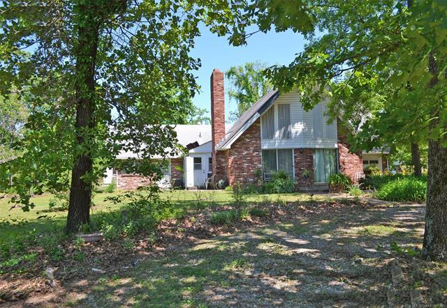 70112 S 336 Road, Wagoner, OK 74467 (MLS #1842365) :: Hopper Group at RE/MAX Results
