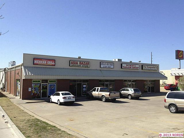 6122 S Garnett Road, Tulsa, OK 74133 (MLS #1842525) :: Hopper Group at RE/MAX Results
