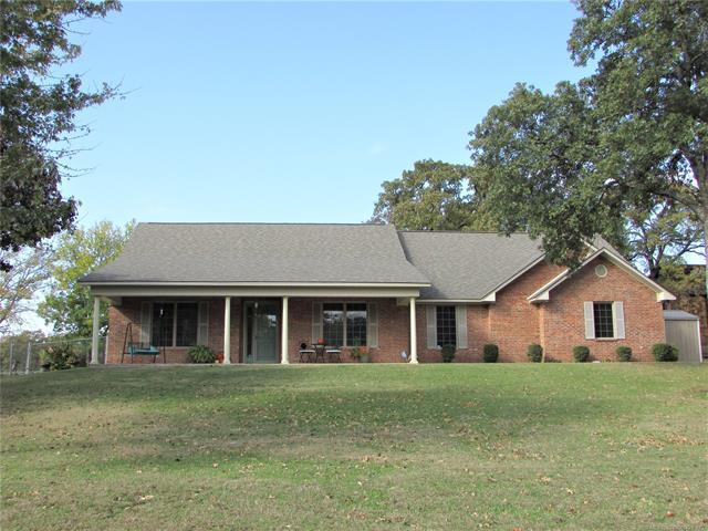 7394 Hideaway Path, Kingston, OK 73439 (MLS #1842539) :: Hopper Group at RE/MAX Results