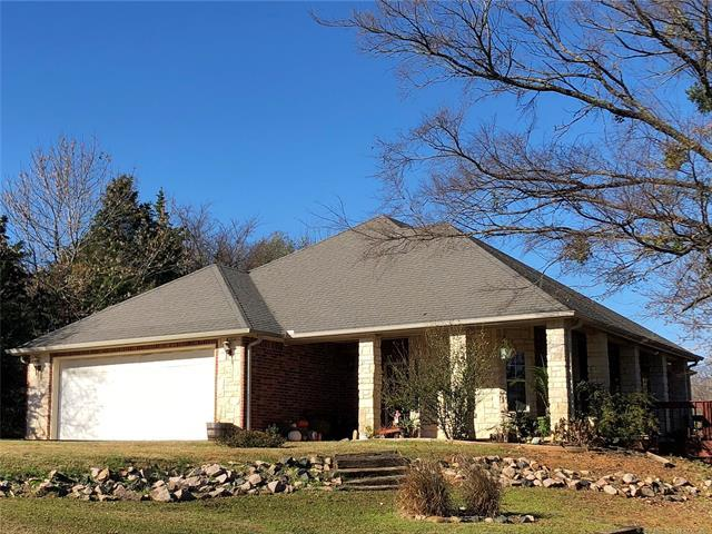 6744 Royal Oak Trail, Kingston, OK 73439 (MLS #1842558) :: American Home Team